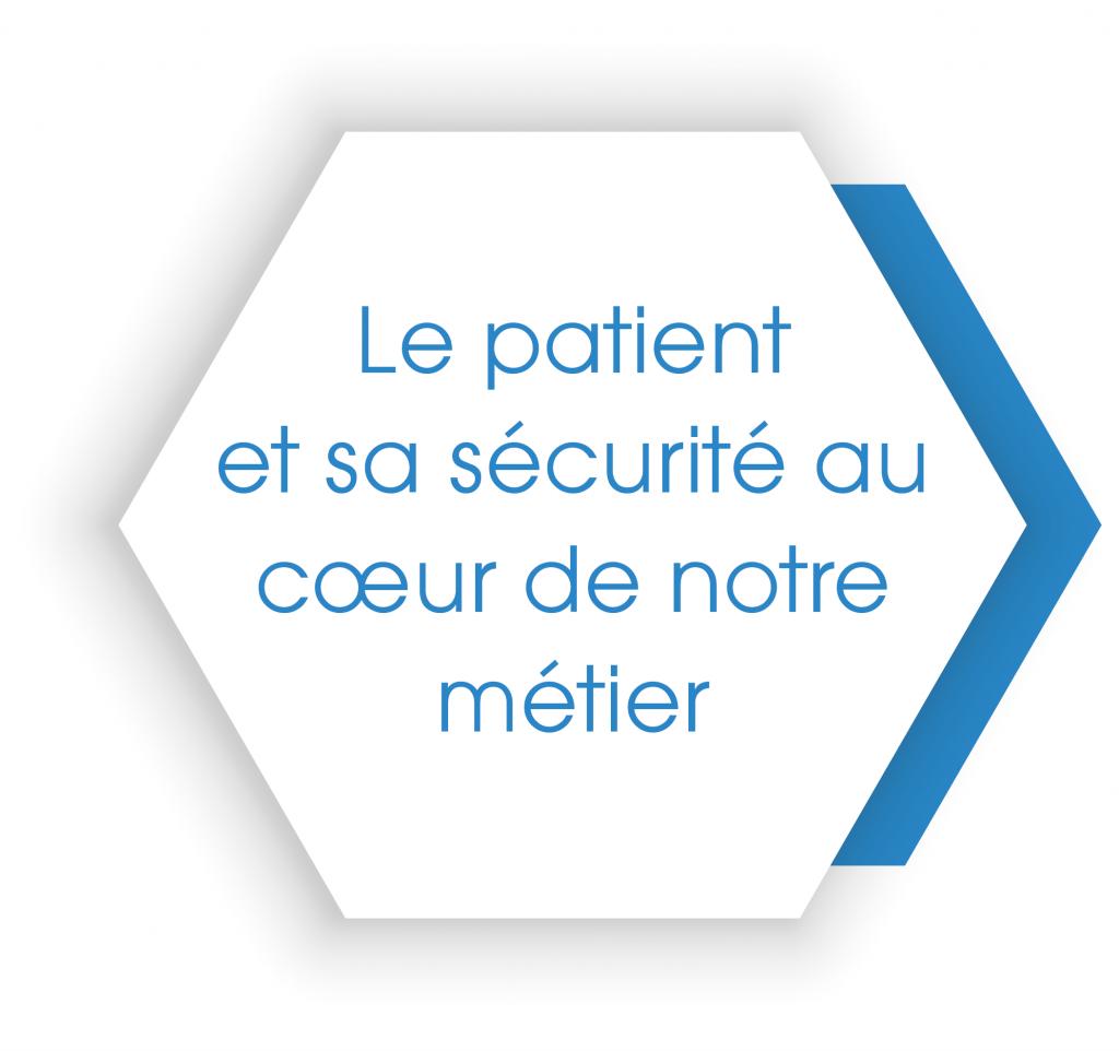 le patient et sa securite